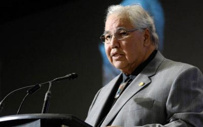 Sinclair says residential school deniers, white supremacists biggest barrier to reconciliation